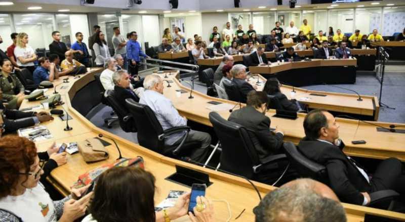"""Junho Cinza"": ALPB instala Frente Parlamentar de combate às drogas"